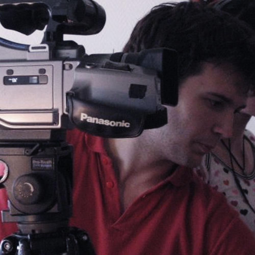Jérémy Zucchi, réalisateur de courts-métrages